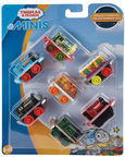Fisher Price Thomas & Friends Minis Assortment DTV15