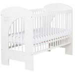 Klups Nel Cloud Cot White