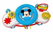 Clementoni Disney Baby Mickey Activity Wheel 17213