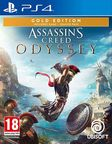 Assassin's Creed Odyssey Gold Edition incl. Russian Audio PS4