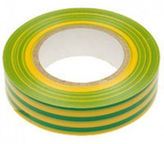 Ega Insulating Tape 15mmx10m Yellow/Green