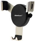 Qoltec Universal Y-CS Car Holder Black/Champagne