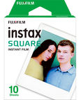 Fujifilm Instax Square Instant Film Glossy 10-pack 2x