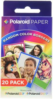 Polaroid ZINK Premium Rainbow Frame Film