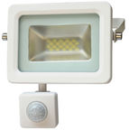 Visional LED Floodlight SMD With Motion Sensor PIR 3219 10W-900LM White
