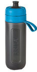 Brita Fill & Go Active Bottle Grey/Blue 600ml