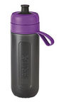 Brita Fill & Go Active Bottle Grey/Purple 600ml