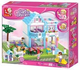 Sluban Girls Dream Villa 539pcs M38-B0535