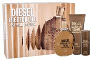Diesel Fuel For Life 75ml EDT + 50ml Shower Gel + 100ml Shower Gel
