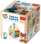 Trefl Wooden Toys Great Crate 60924