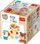 Trefl Wooden Toys Jump In The Box 60929