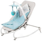 KinderKraft Rocker Felio Light Blue