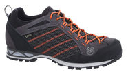 HanWag Makra Low GTX Asphalt Orange 46