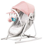 KinderKraft Bouncer Unimo Pink