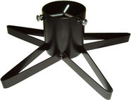 SN Christmas Tree Stand Star Black
