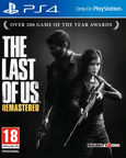 Last Of Us Remastered PL PS4