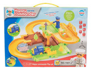 SN Happy Commander Train Track Set