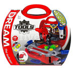 SN Dream The Suitcase New Tools Junior Builder Tool Set 513183141