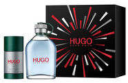 Hugo Boss Hugo 200ml EDT + 75g Deodorant Stick New Design