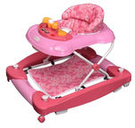 EcoToys Baby Walker Educational Roller-Skating J-888R Pink