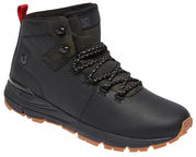 DC Shoes Muirland Lace-Up Leather Boots Black 43