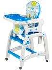EcoToys 5 in 1 Rocking Chair DC01 Blue