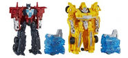 Hasbro Energon Igniters Transformers BumbleBee Or Optimus Prime E2087