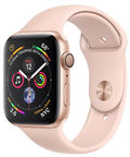 Apple Watch Series 4 40mm Aluminum Gold /Pink Band
