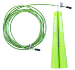 Spokey Crossfit II Skipping Rope Green