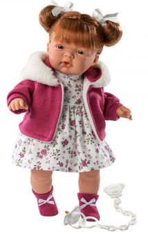 <b>Llorens Doll</b> Weeping <b>Joelle</b> 38cm 38330 :: <b>Куклы</b> :: LEGO, игрушки ...