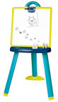Smoby Plactic Schoolboard Drawing Magnetic Board 2 Sides