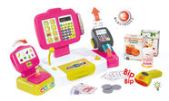 Smoby Mini Shop Electronic Cash Register Pink 350108S