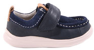 Clarks 261358157 Cloud Sea Combinated Leaather Blue 21