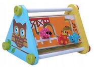 EcoToys Wooden Educational Toy 5in1 2056