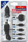 Bottari Grand Prix X5 Car Charger 33516