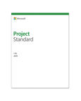 Microsoft Project Standard 2019 Electronic Licence Multilingual