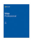 Microsoft Visio Pro 2019 Electronic Licence Multilingual