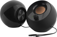 Creative Pebble 2.0 USB Desktop Speakers Black