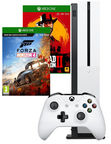 Microsoft Xbox One S 1TB + Forza Horizon 4 + Red Dead Redemption 2