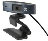 HP HD2300 720p Web Camera
