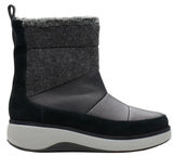 Clarks 261385604 Un Vista Walk2 Boots Black 41