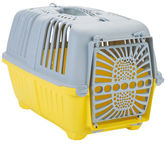 Beeztees Pet Carrier Yellow/Grey 48x31x33cm