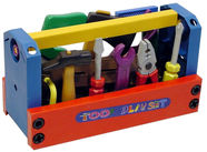 Tommy Toys Tool Play Set 078772