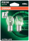 Osram Lamps With Metal Bases For Cars Ultra Life 7506 2pcs