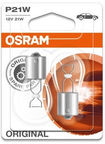 Osram Lamps With Metal Bases For Cars Original 7506 2pcs