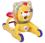 Bright Starts Step And Ride Lion 3in1 52093