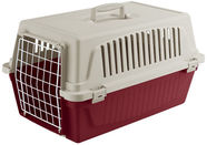 Ferplast Pet Carrier White/Red 60x40x38cm