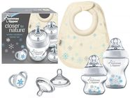 Tommee Tippee Closer to Nature Winter Newborn Baby Starter Kit