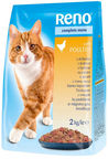 Reno Complete Cat Food With Poultry 2kg