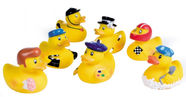 Canpol Babies Squeaking Ducks Toys Dressed Up 2/992